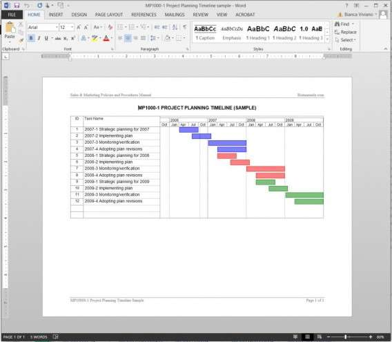 Visio 2007 Home Plan Template