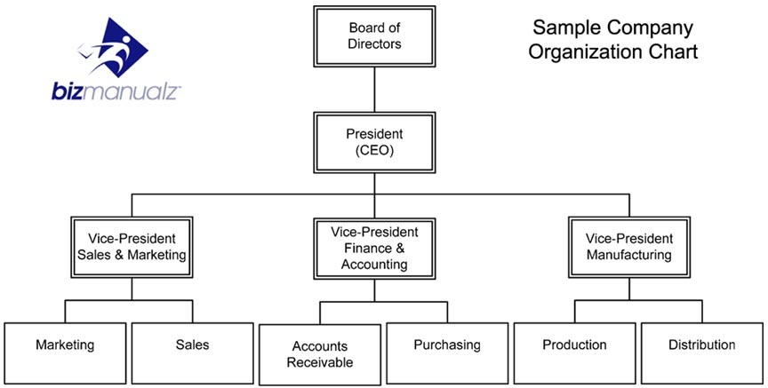 Is Your Business Organized for Process Improvement – Business Organizational Chart