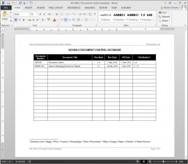 Accounts receivable write off template for Microsoft access accounts receivable template database