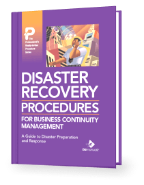 Disaster Policy and Procedure Manual Template