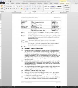 Taxes Insurance G&A107