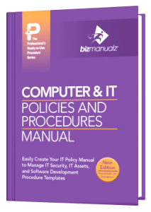 IT Policies Procedures