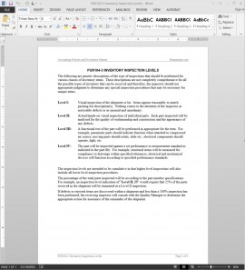 Purchasing policies and procedures template bizmanualz for Purchasing policies and procedures template