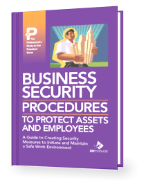 Security Policy and Procedure Manual Template