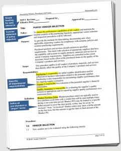 Sample Procedure Template