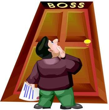 communication with your boss essay Bad boss good boss essay when comparing leadership capability of bosses, it is important to consider communication, collaboration, and people skills to determine their ability to succeed good bosses communicate with their employees effectively.