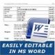 editable ms word templates