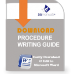 How to Guide to Writing Policies and Procedures Templates