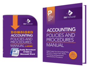 Accounting Procedures Manual