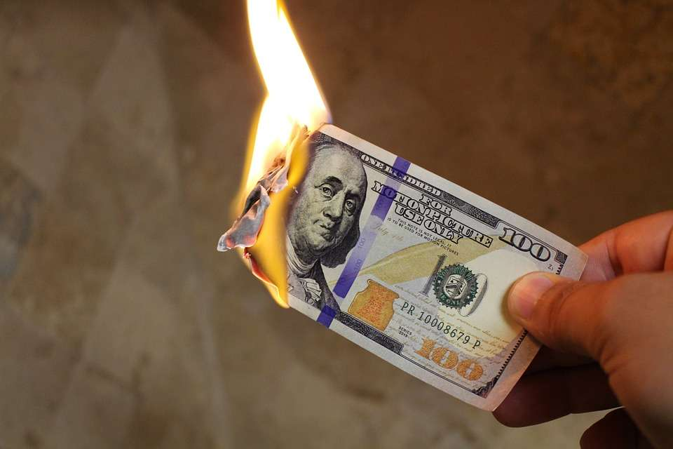 Cash Flow Burn