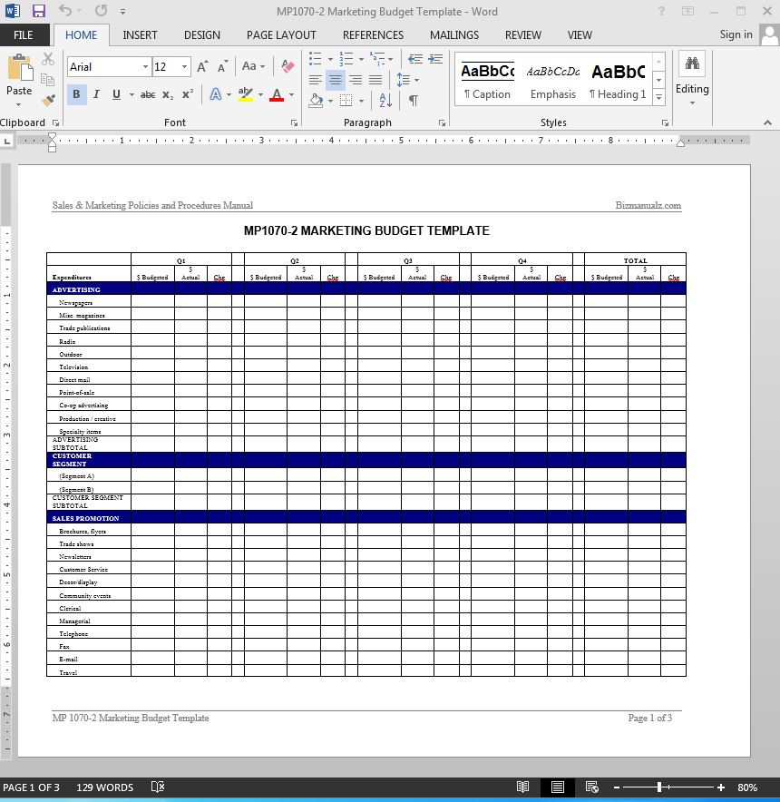 Budget Worksheet Template – Budget Worksheet Template