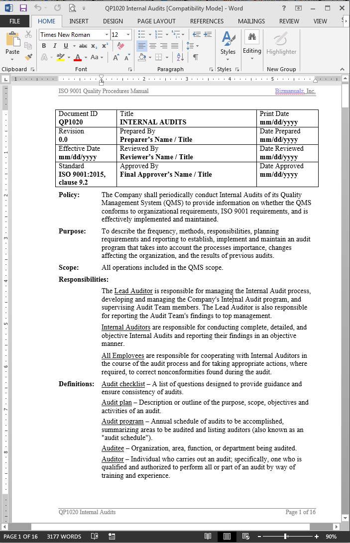 annual internal audit plan template - amazing iso audit report template embellishment resume