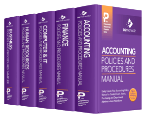 CFO Policies Procedures Manuals