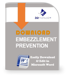 Embezzlement Prevention Guide