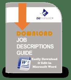 Job Descriptions Guide