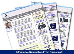 bizmanualz-newsletters