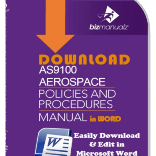 AS9100 Policies and Procedures Manual