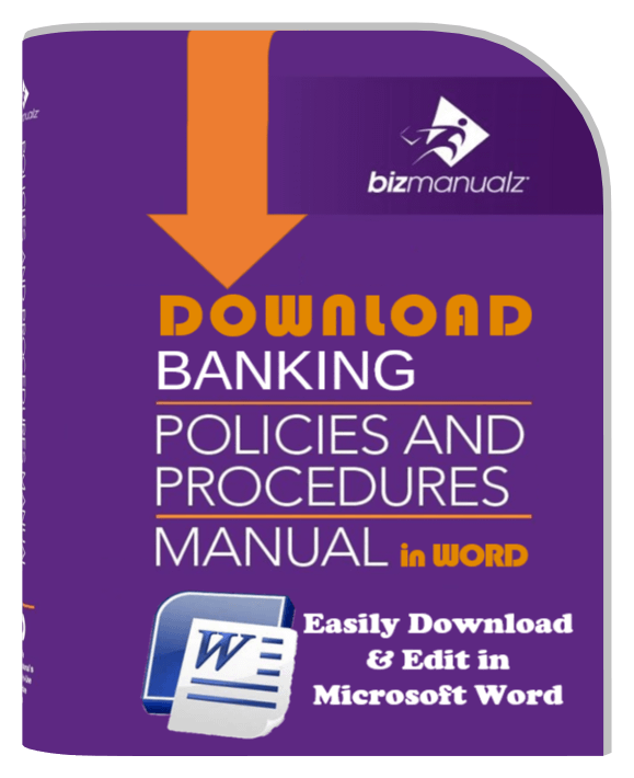 Policy And Procedure Manual Template – Microsoft Office Manual Template