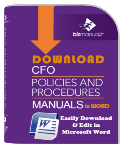 CFO Responsibilities Financial Accounting Procedures
