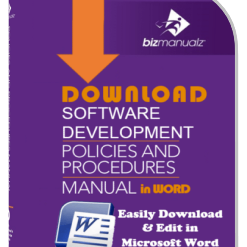 Software Development Policies and Procedures Manual