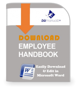 Free sample employee handbook template employee policy for Employee procedure manual template