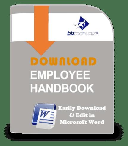 Employee Handbook Manaul