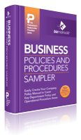 Business Policies and Procedures Manual