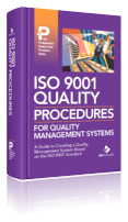 ISO 9001 Quality Policies Procedures Manual Template