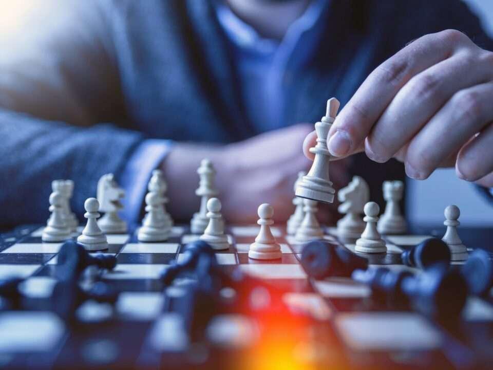 strategy tactics