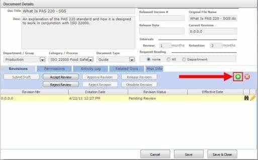 Loading Revised Document