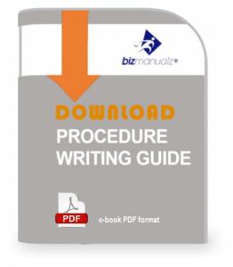 Policies Procedures Writing ebook