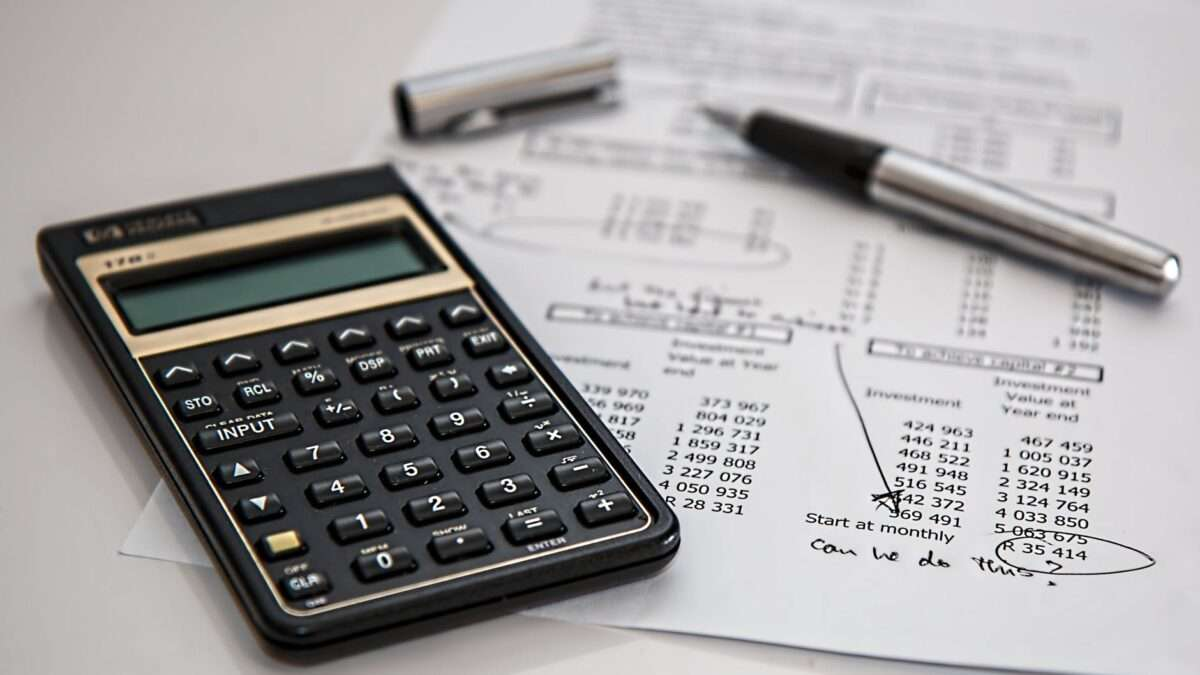 Accounting Cost Information