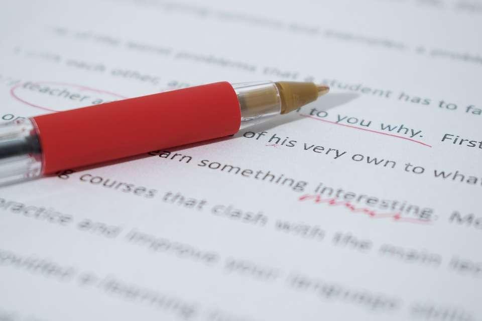 edit writing style