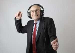 Employee Music Stress