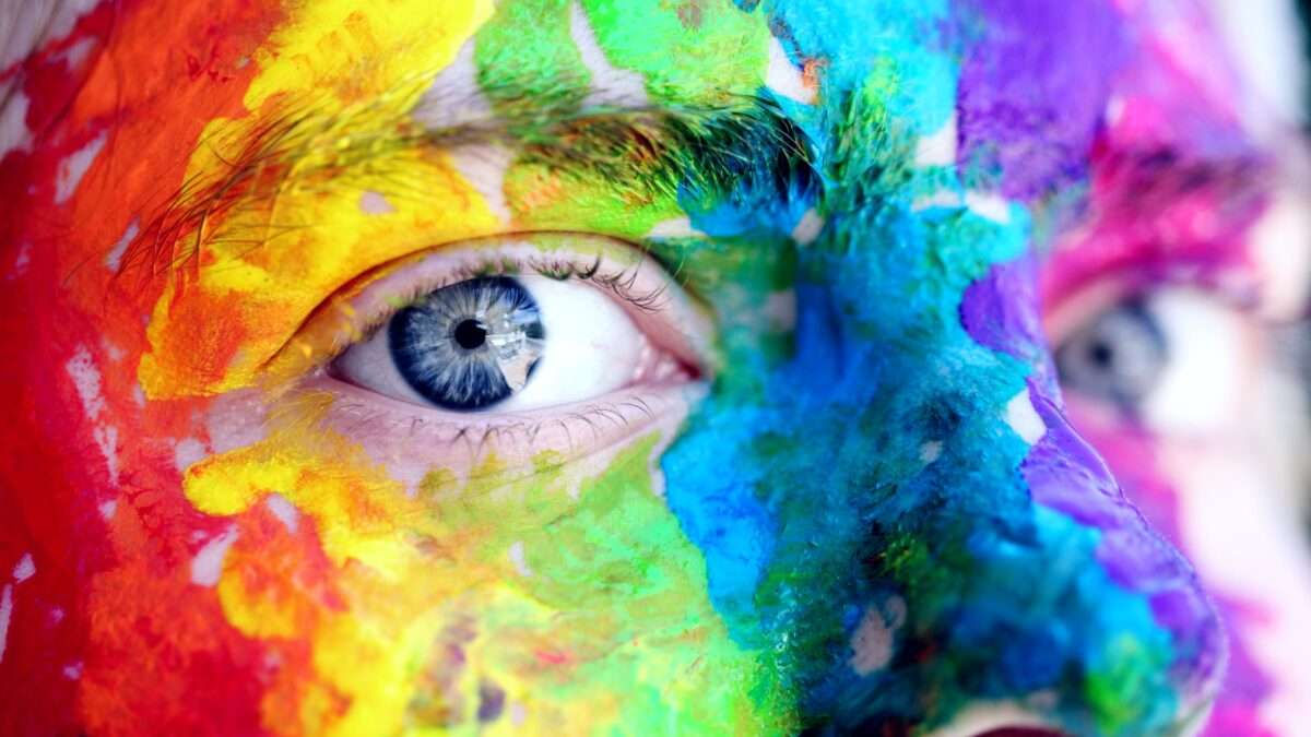 Using Art to reduce stress