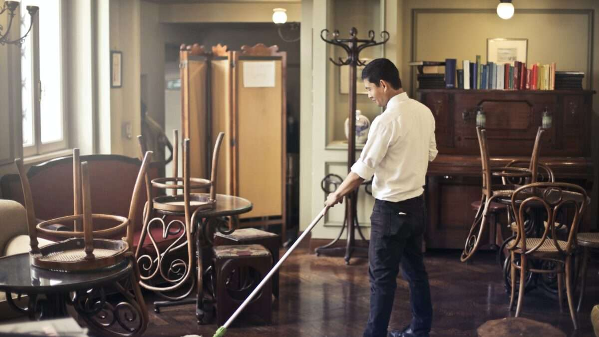 Starting Commercial Cleaning Business