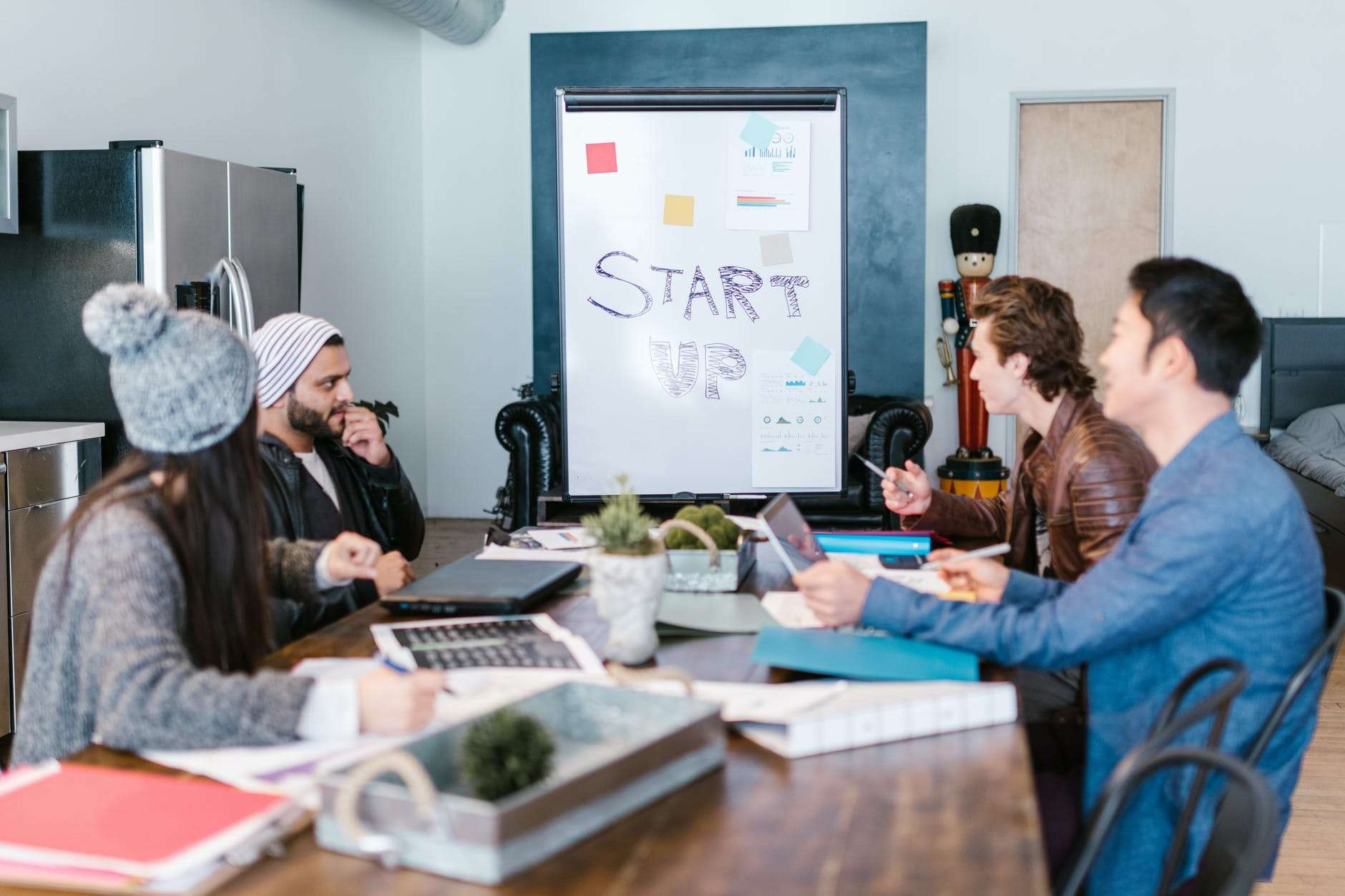Next Level Startup